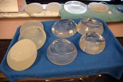 The Different Types of Breast Implants New York